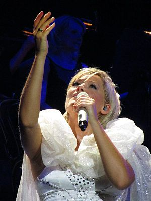 Helene Fischer -  Helene Fischer on Tour with orchestra May 2011