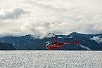 Helicóptero Robinson R44, Parque estatal Chugach, Alaska, Estados Unidos, 2017-08-22, DD 126.jpg