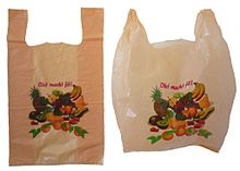 0dba276909a Plastic shopping bag - Wikipedia