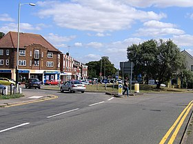 Henlow Camp roundabout, Henlow, Beds - geograph.org.uk - 217330.jpg