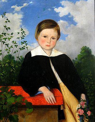 Henric Trenk - Image: Henric Trenk Julius Sigerus, copil