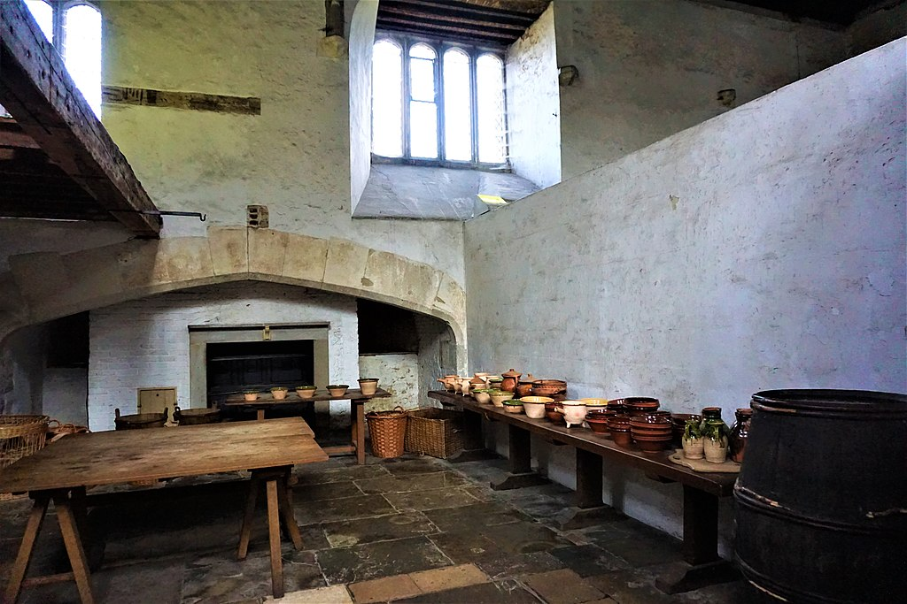 Henry VIII's Kitchens - Hampton Court Palace