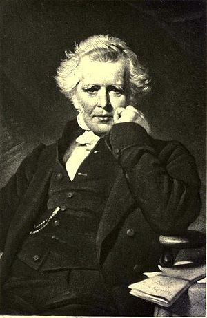 Henry Venn (Church Missionary Society) - Henry Venn, from a mezzotint after George Richmond.