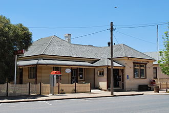 Henty, New South Wales - Henty Post Office