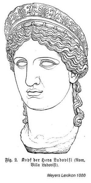 Juno Ludovisi - The Juno Ludovisi
