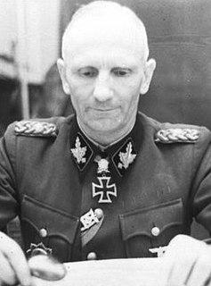 Herbert Gille German general