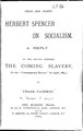 Herbert Spencer on socialism.pdf