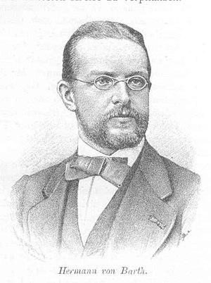 Hermann von Barth - Hermann von Barth