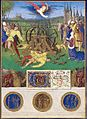 Heures d'Étienne Chevalier - Martyre de sainte Catherine.jpg