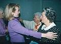 Hillary Rodham Clinton participating at the lectureship with Lady Bird Johnson and Gov. Ann Richards (01).jpg