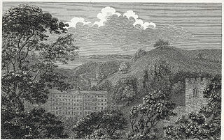 Holywell, upper and lower cotton mills