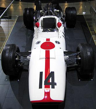 Honda RA300 - On display at the IAA exhibition in Frankfurt, 2007.