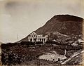 Hong Kong; Douglas Castle, Pokfulum. Photograph. Wellcome V0037362.jpg