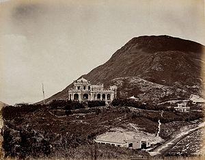 University Hall (University of Hong Kong) - The Douglas Castle