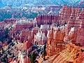 Hoodoo Land, Bryce Canyon NP, UT 9-09 (30861444406).jpg