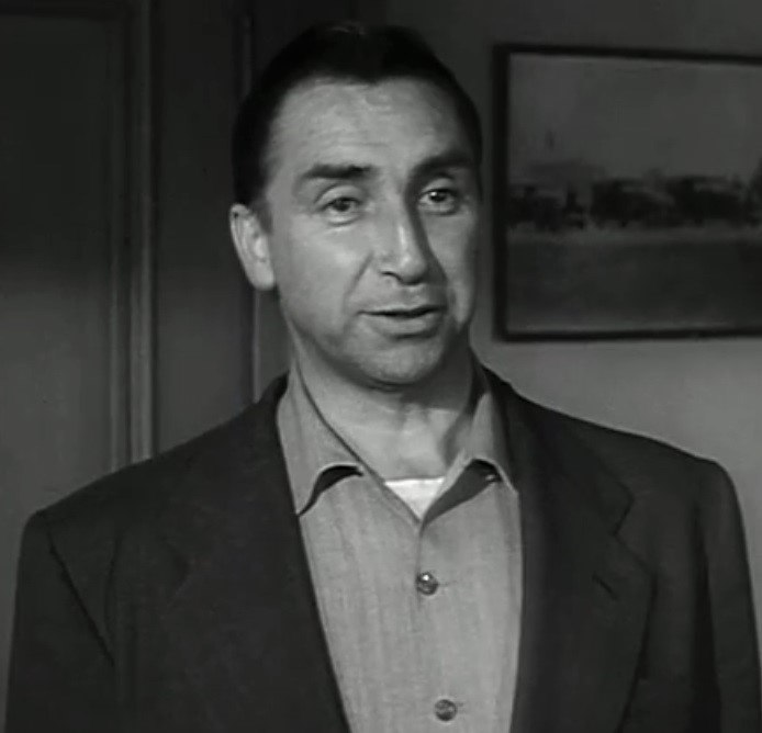 Horace McMahon in Detective Story