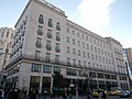 Hotel. - 9., Erzsébet Square, Budapest.JPG