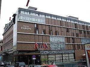 Hotel Europe (Sarajevo)