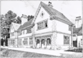 House near Abingdon, Berks - drawing - Charles James Blomfield architect.png