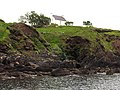House on Cliff at Dooneen Pier - geograph.org.uk - 17768.jpg