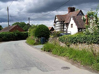 Hughley, Shropshire Village and civil parish in Shropshire, England.