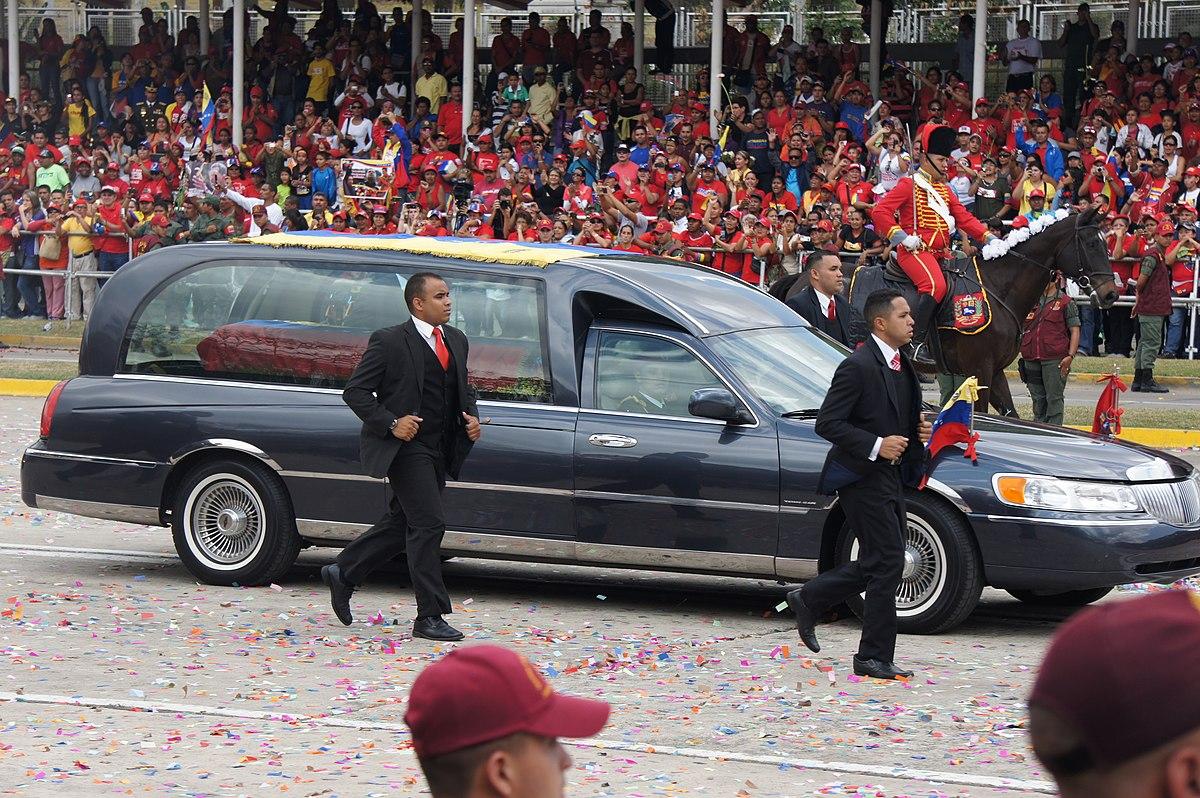 Death of Hugo Chávez - Wikipedia
