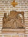 Huissen (Lingewaard) RK kerk kruisweg statie 02.JPG