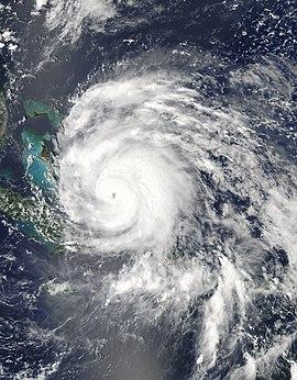 Hurricane Irene Category 3 Atlantic hurricane in 2011