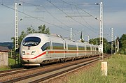 German InterCityExpress