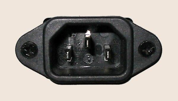 IEC60320 C14