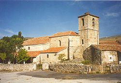 Parish church of Garganta del Villar