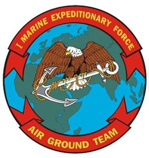 I Marine Expeditionary Force - Image: IME Flogo
