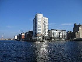 Grand Canal Dock Wikipedia