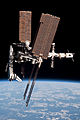 ISS and Endeavour seen from the Soyuz TMA-20 spacecraft 27.jpg
