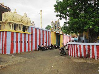 Thiruvazhmarban temple