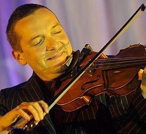 Ian Cooper (violinist) - Image: Ian Cooper Violinist