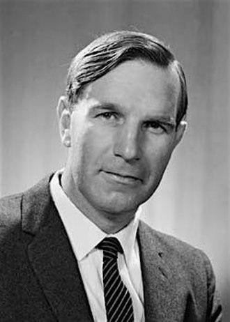 Ian Sinclair - Sinclair in 1964