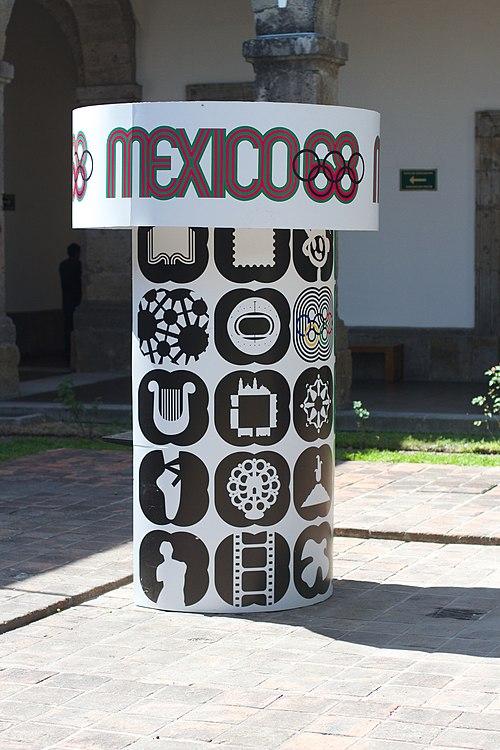 Juegos Olimpicos De Mexico 1968 Wikiwand