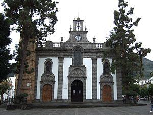 Province of Las Palmas - Basílica de Nuestra Señora del Pino, en Teror.