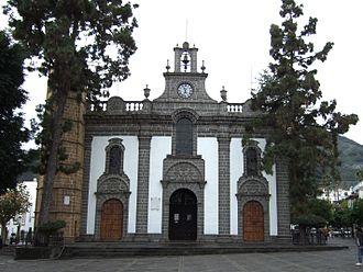 Province of Las Palmas - Basílica de Nuestra Señora del Pino, in Teror.