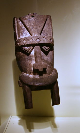 Ijaw people - An Ijaw mask