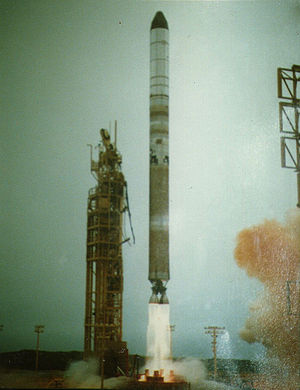 Titan IIIB - Titan-34B launch
