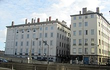 Edifici di investimento nel quartiere Saint-Cclair a Lione
