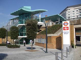 Imperial Wharf railway station