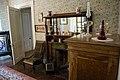 In-law bedroom 01 - Lawnfield - Garfield House Historic Site (30476100182).jpg