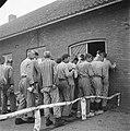 In het strafkamp te Vught, zijn 7000 Nederlandse collaborateurs en landverraders, Bestanddeelnr 900-4276.jpg