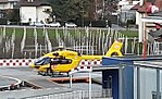 Inaer Airbus Helicopters EC145 T2 at Bressanone Hospital 04.jpg