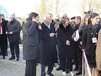 Inauguration de la branche vers Vieux-Condé de la ligne B du tramway de Valenciennes le 13 décembre 2013 (078).JPG