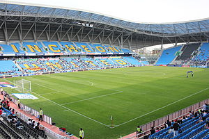 Incheon Football Stadium - Image: Incheon Soccer Stadium 2