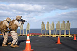 India Btry conducts live-fire aboard Iwo Jima 150204-M-BW898-037.jpg